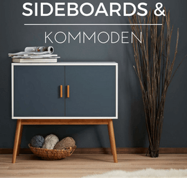 Ein Banner für die Sideboards und Kommoden Kategorie