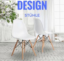 Banner für Stühle im Mid Century Design