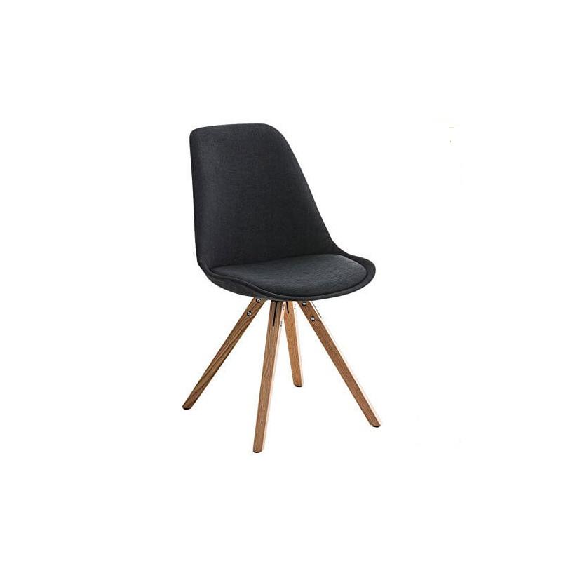 Designklassiker Stühle design stuhl mit polsterung mid century moebel