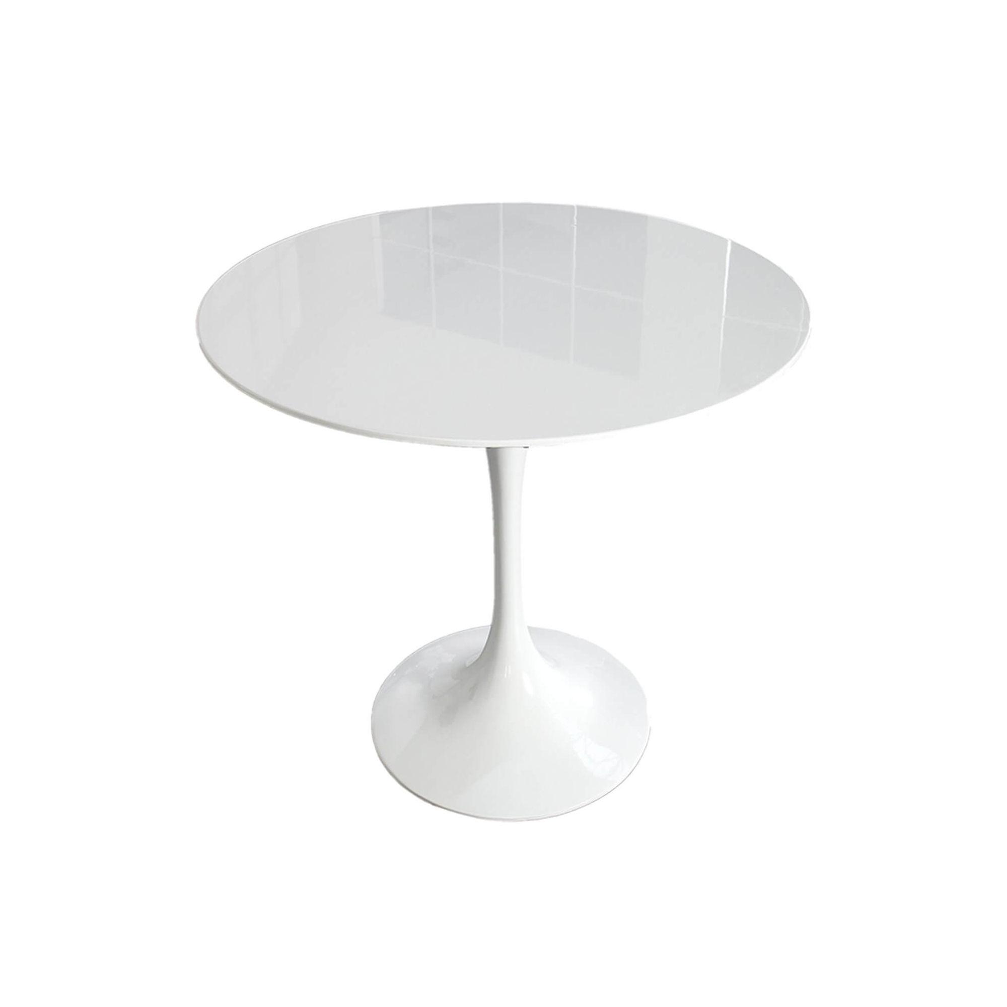 Esstisch weiß rund  Esstische im Mid Century Modern Design - Mid-Century Moebel