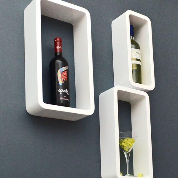 3er Regal Wein